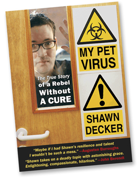 My Pet Virus Book by Shawn Decker